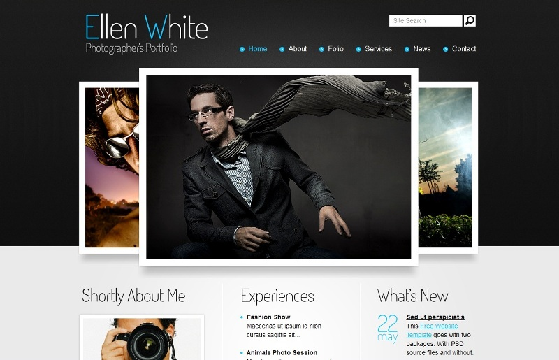 Free Download Template Html5 Css3